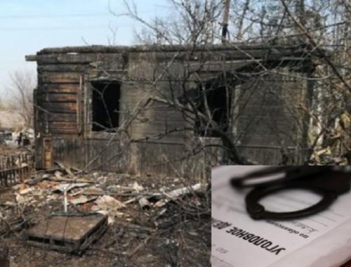 По факту пожара в поселке Кирпичики возбуждено уголовное дело