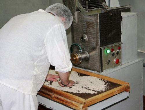 В колонии ЕАО начали выпускать макаронные изделия