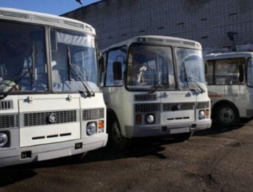 Летнее расписание дачных автобусов