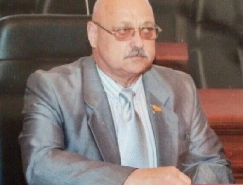 Григорий Эстрин избран председателем областного совета ветеранов войны, труда, Вооруженных Сил и правоохранительных органов