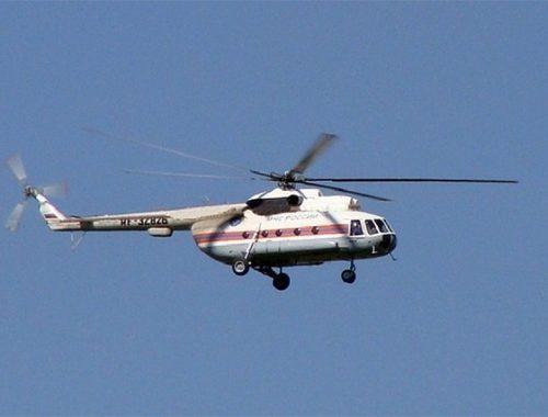 В Хабаровске разбился вертолет Ми-8: выживших нет