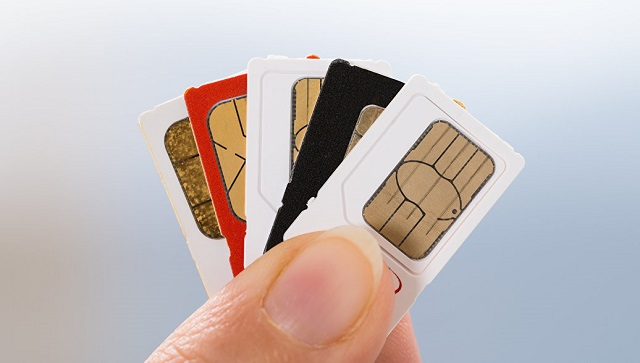 Автоматы по продаже сим-карт появятся в России в 2018 году