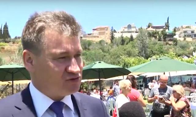 И снова в путь: мэр Биробиджана побывает в Израиле