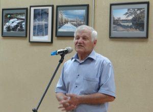 Персональная фотовыставка Валентина Репина открылась в Биробиджане
