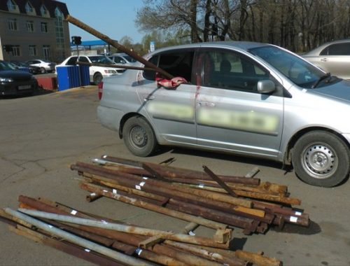 Трубы, гвозди, раскладушка: в п. Щукинка обокрали несколько дач