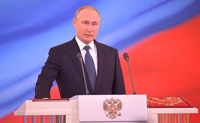 Владимир Путин подписал новый «майский указ»
