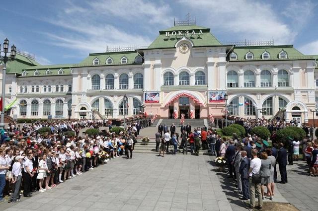 На станции Хабаровск I открыли пешеходный тоннель