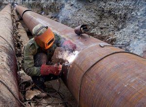 К ремонтным работам на тепломагистралях приступили специалисты Биробиджанской ТЭЦ