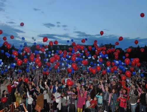В День России в Биробиджане пройдут праздничные мероприятия