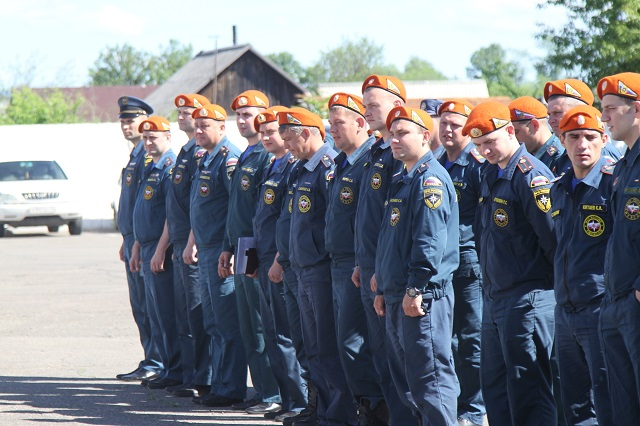 В полку профессиональных пожарных в ЕАО прибыло
