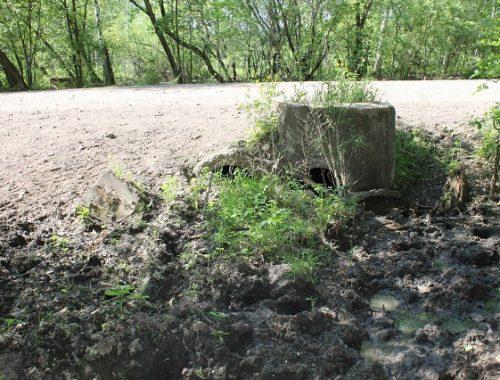 Активисты ОНФ выявили дефекты на дороге Башурово — Радде