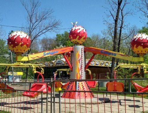 Карусель в городском парке не соответствует требованиям безопасности — прокуратура