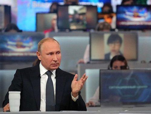 Дальневосточники — Путину: мы не чувствуем себя частью России
