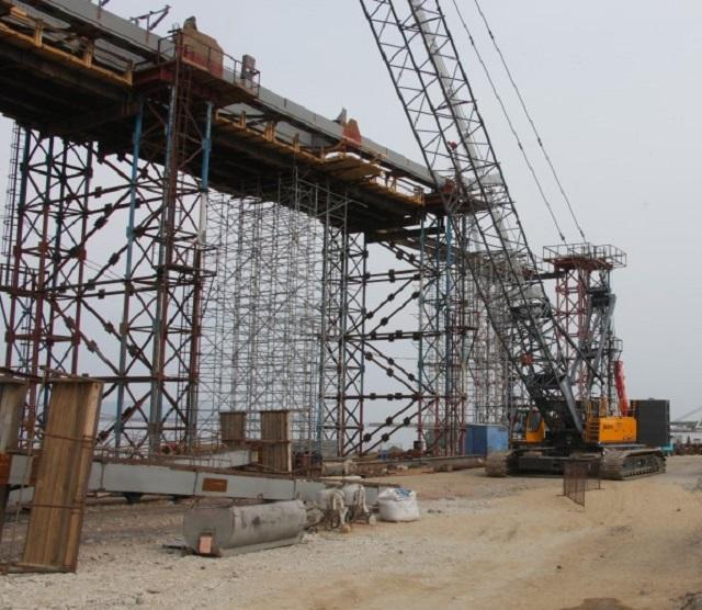 Ход строительства трансграничного моста обсудили в ЕАО