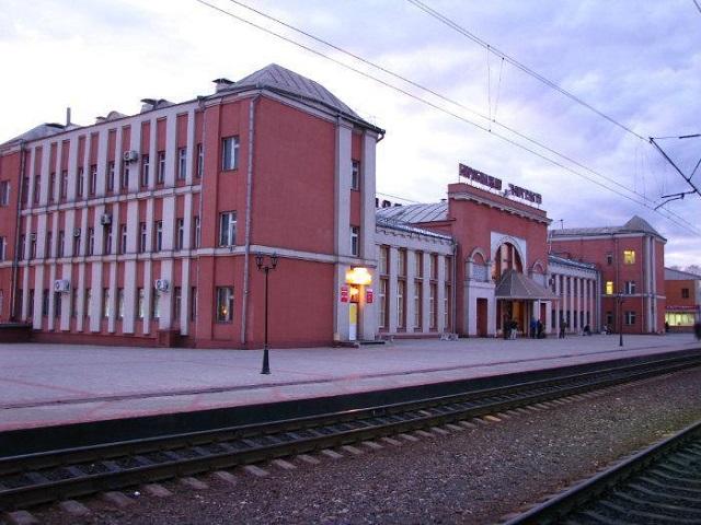 Расписание поездов на вокзалах будет транслироваться по местному времени