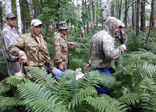Спасатели нашли пропавших в субботу собирателей ягод