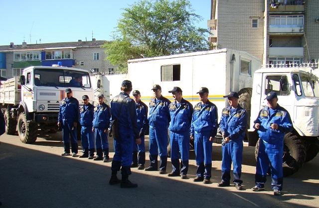 19 лет спасатели ЕАО приезжают к нам на помощь