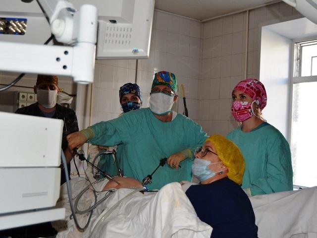Студенты-медики из Хабаровска и Благовещенска проходят практику в областной больнице