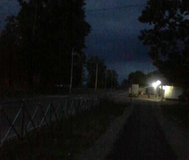 «А фонари-то не горят!»: правительство ЕАО поспешило отчитаться о проделанной работе