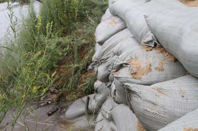 Гребень паводка по реке Амур покинул пределы ЕАО