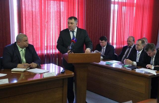Очередная отставка в правительстве ЕАО: свой пост покинул Вячеслав Бриске