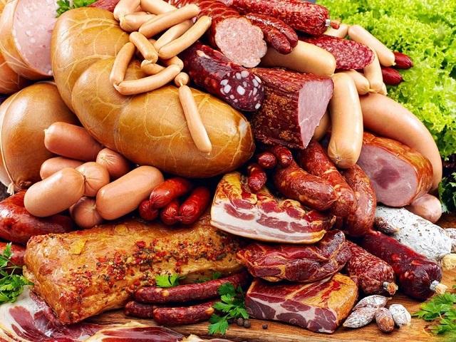 Колбаса и мясные полуфабрикаты подорожают
