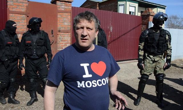 Предприниматель Иван Проходцев попросил у Путина политическое убежище