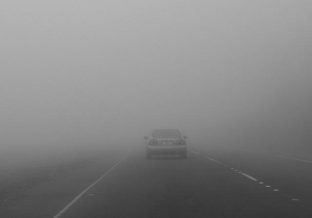 Туман стал причиной ДТП в ЕАО