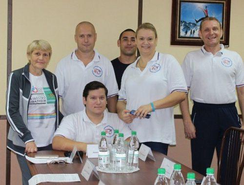 Команда из ЕАО примет участие в фестивале «Пара-Крым-2018»