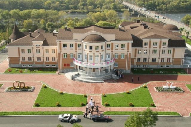 Дворцу бракосочетания в Биробиджане исполнилось 10 лет