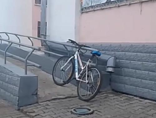 Велохамы появились в Биробиджане