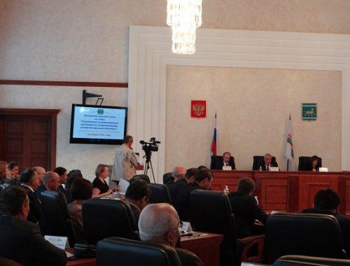 Депутаты Госдумы РФ провели выездное совещание в Биробиджане