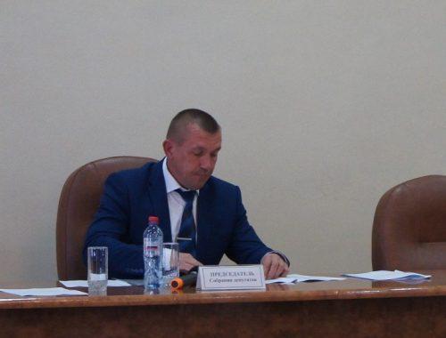 Биробиджанский район временно возглавил Александр Ветлицын