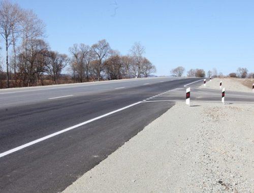 Введен в эксплуатацию участок автодороги Биробиджан-Унгун-Ленинское