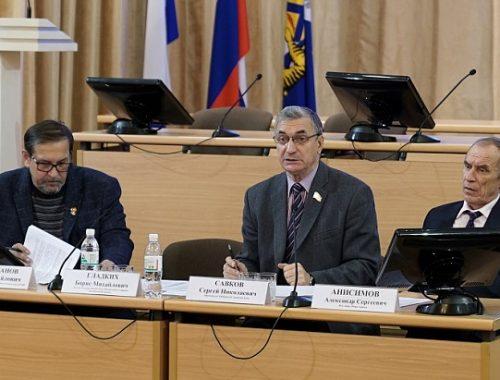 Депутаты Хабаровска будут бороться за статус столицы ДФО