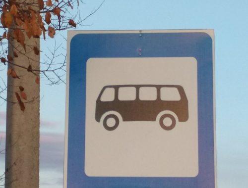 С 10 ноября время ожидания автобуса может немного увеличиться
