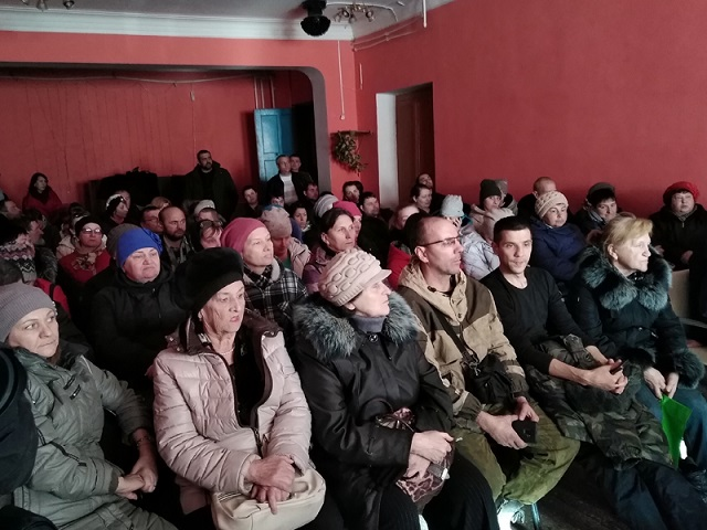 С пострадавшими от взрыва газа встретились власти ЕАО