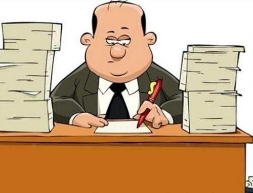 Москвич установил рекорд Гиннесса, получив 1265 отписок от чиновников