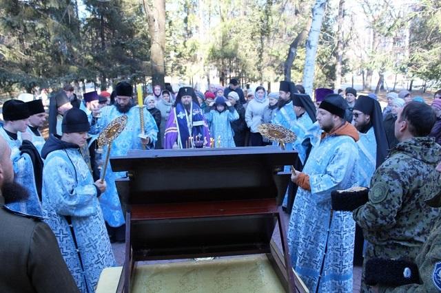 В ЕАО завершилось ежегодное шествие чудотворной иконы Богородицы Албазинская