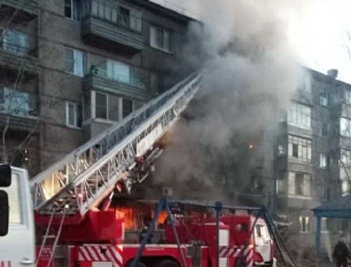 В многоквартирном доме в ЕАО произошел взрыв бытового газа