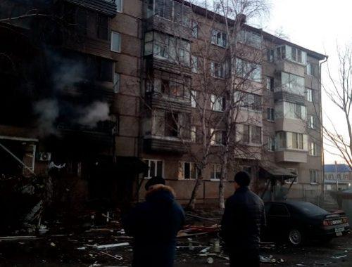 Пострадавшим от взрыва газа в п. Приамурском выплатили компенсации
