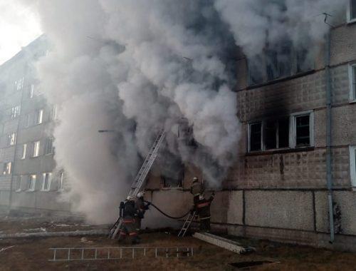 Власти ЕАО обратятся к Дмитрию Медведеву за помощью для пострадавших от взрыва газа