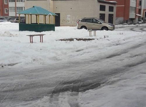Плохая уборка снега может вылиться в уголовное дело