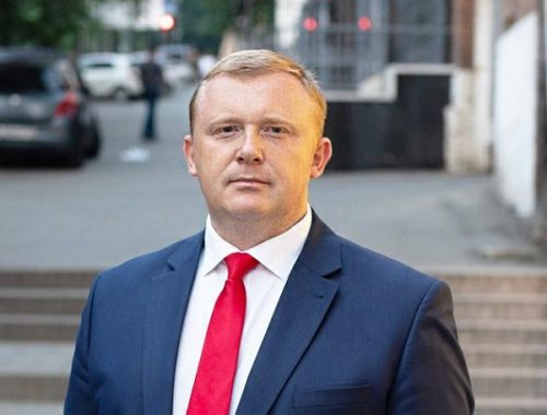 Ищенко будет участвовать в выборах главы Приморья как самовыдвиженец