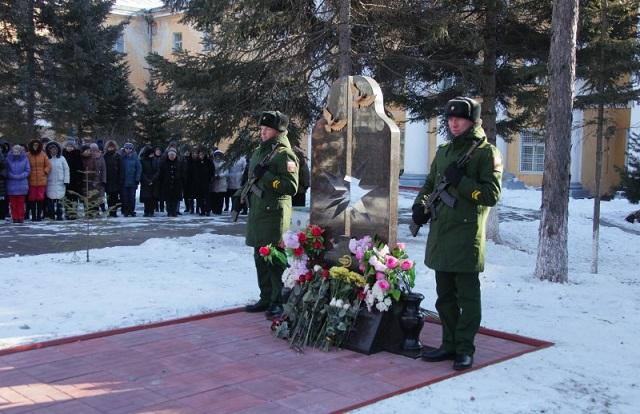 Память погибших в Сирии медсестер почтили в ЕАО