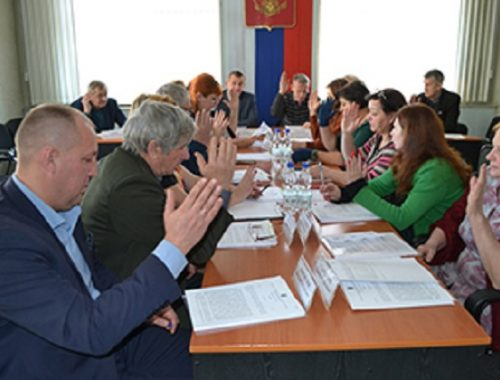 Утвержден состав комиссии по выбору главы Биробиджанского района