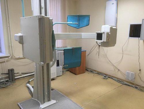 Новый флюорограф заработал в поликлинике Биробиджана