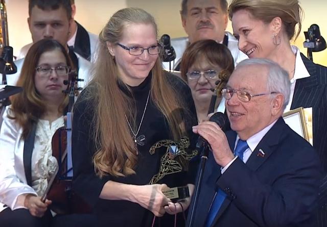 Уроженка ЕАО Екатерина Румянцева стала лауреатом Национальной спортивной премии-2018