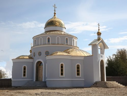 Вандал повредил имущество храма в ЕАО