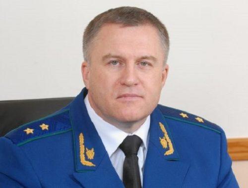 Новый заместитель генпрокурора РФ займется Дальним Востоком